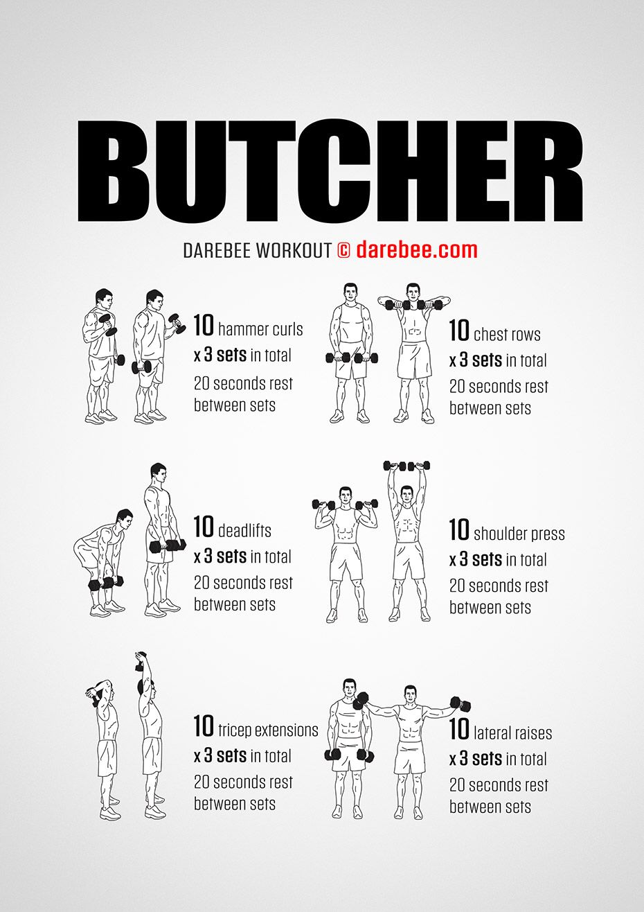DAREBEE on Warrior workout, Superhero workout, Agility