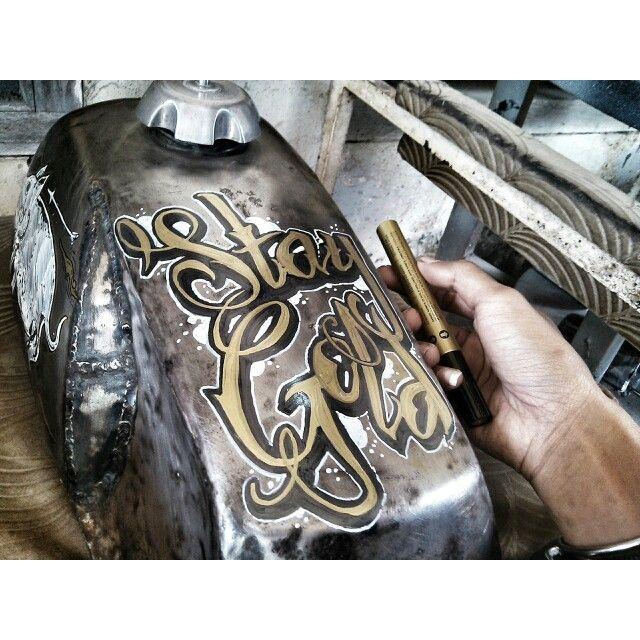 Motorcycle Gas Tank Daengcuston Motorcycle Tank Custom Paint Motorcycle Motorcycle Painting