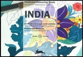 Pepin Artists Postcard Adult Colouring Books