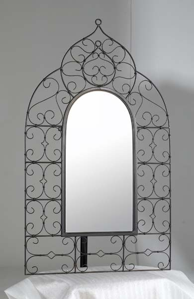 Wrought Iron Mirror My Romantic Bedroom Pinterest Wrought Iron Iron And Iron Work