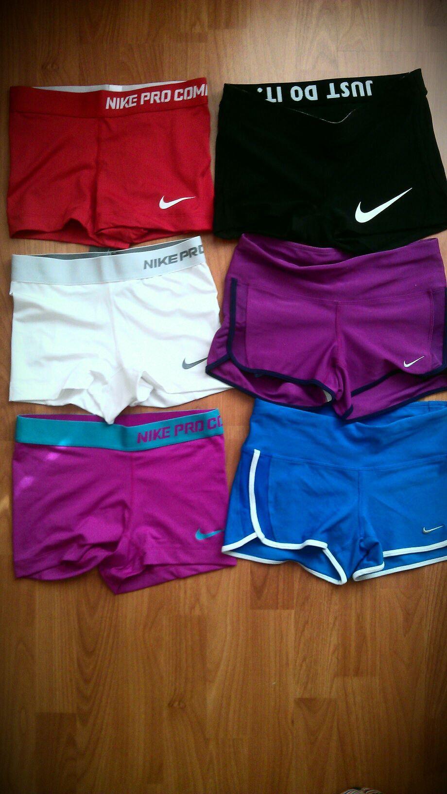 i'm addicted to these nike pro core compression shorts!! i