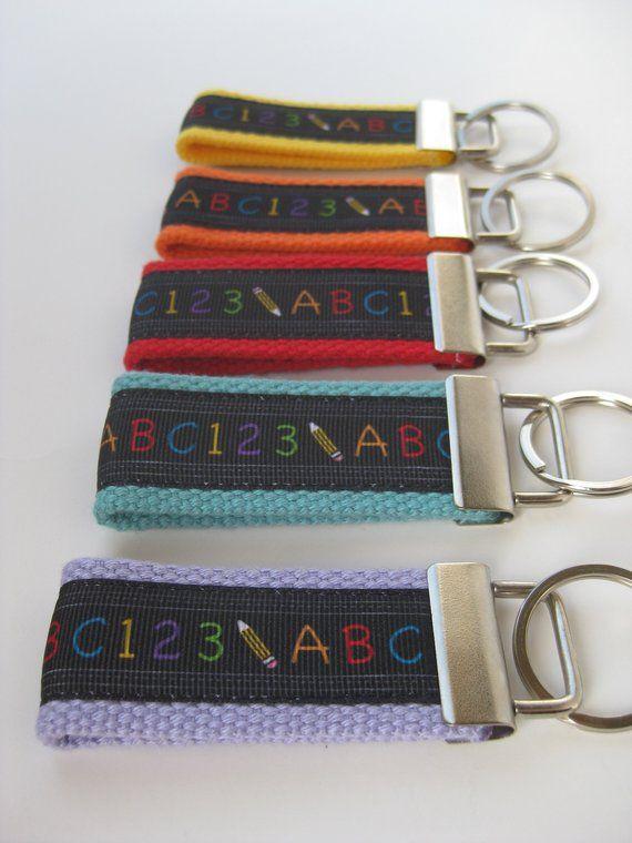 25 key fobs bulk gift idea employee appreciation gift teacher