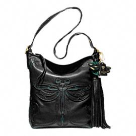 LEGACY ANNA SUI DRAGONFLY LARGE DUFFLE