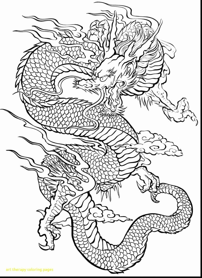 Disney Colouring Book Art Therapy Luxury Coloring Pages Best Free Coloring Pages Free Coloring Dragon Tattoo Drawing Asian Dragon Tattoo Dragon Tattoo