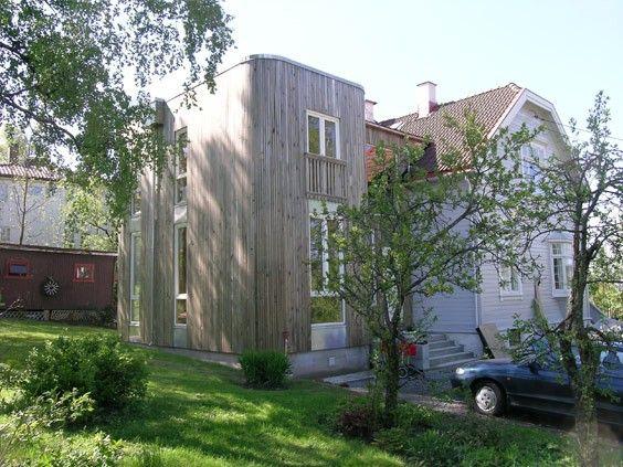 Archus Arkitekter | Tilbygg i Michletveien, Oslo