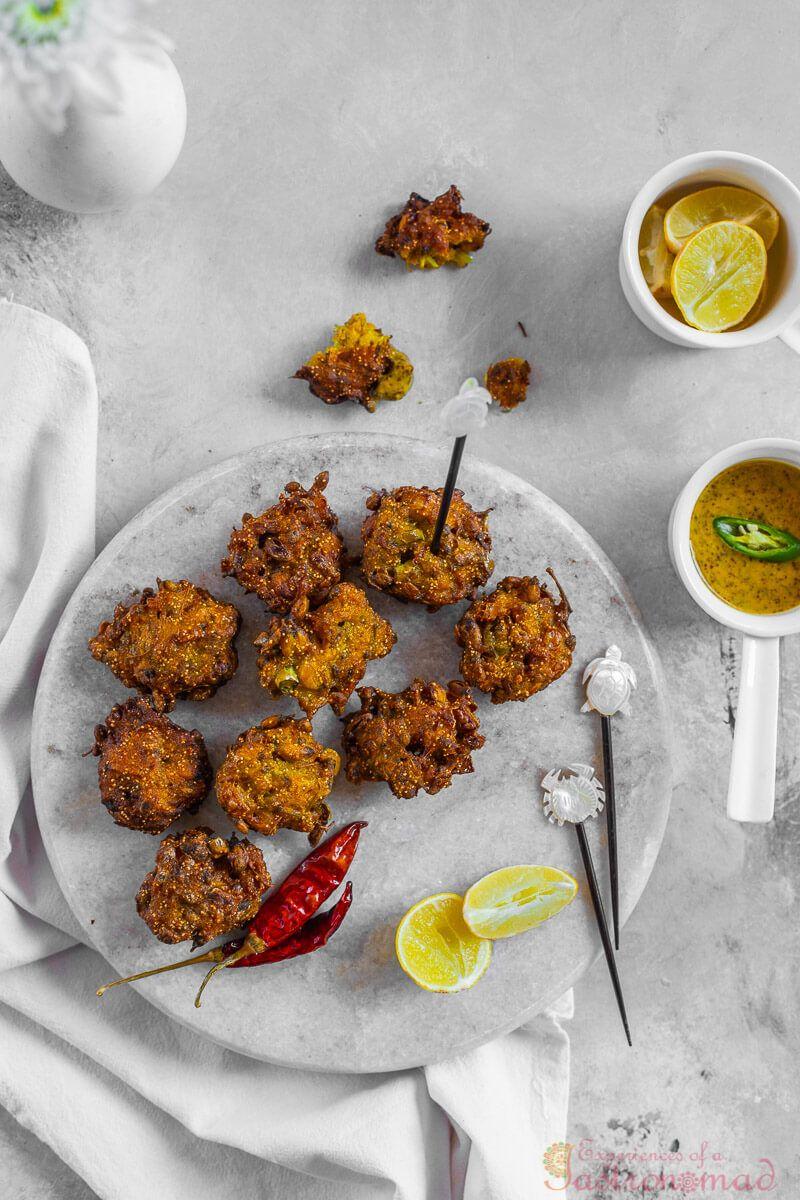 Shojne Phooler Bora Indian Food Recipes Spicy Snacks Recipes Spicy Snacks