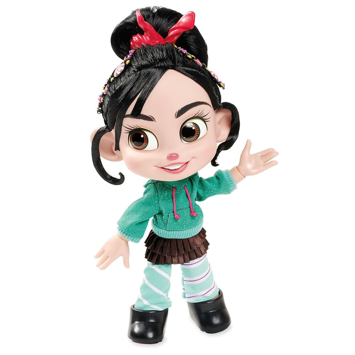 Vanellope Talking Action Figure Ralph Breaks The Internet With