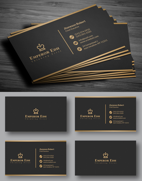 Awesome Business Card Graphic Design Business Card Business Cards Layout Business Card Design Creative