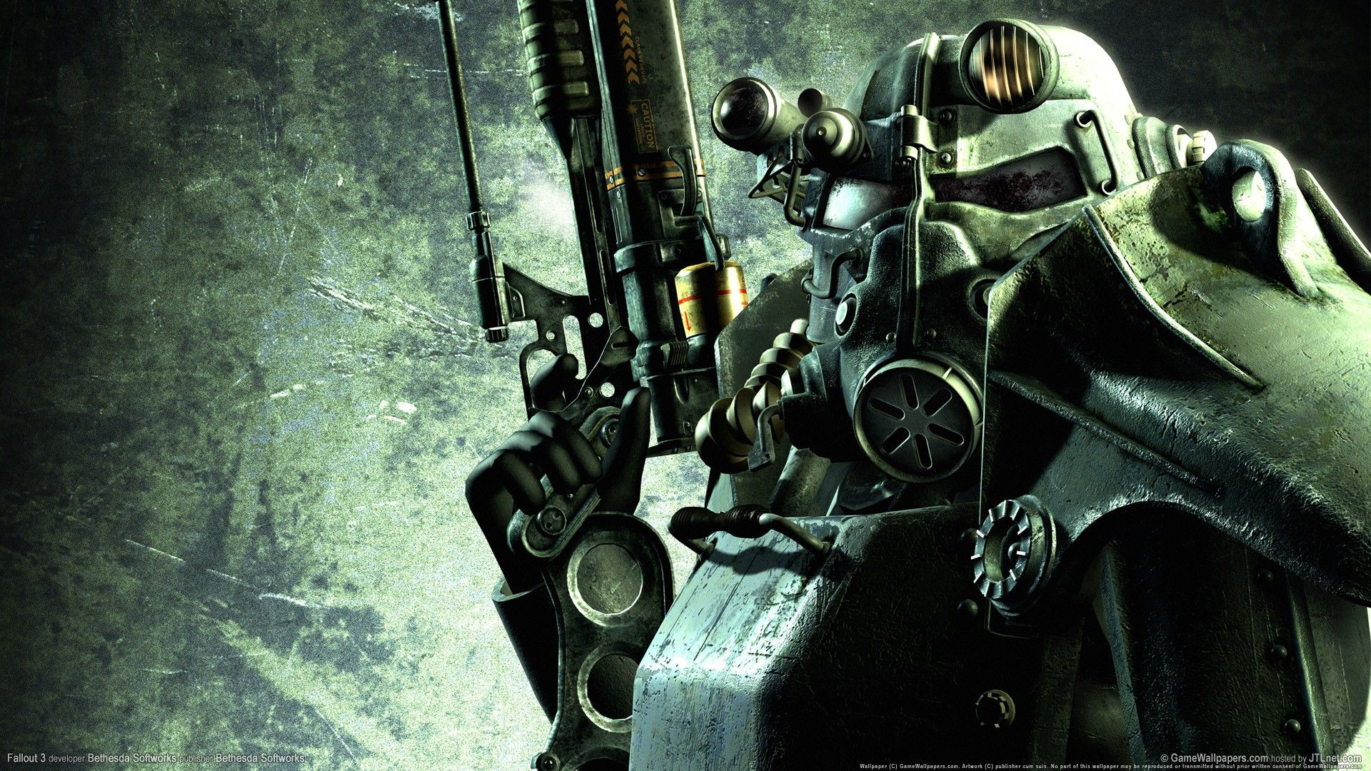 Fallout 3 Fun Game For Those Who Have About 200 Hours To Kill Fallout Wallpaper Fallout 3 Fallout New Vegas