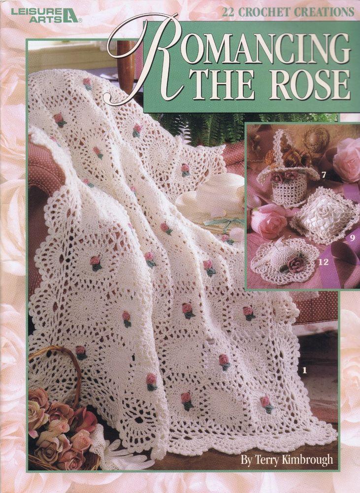 Crochet patterns irish crochet afghan sachet rug tissue cover doily ...