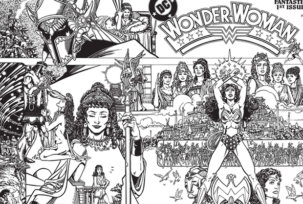 11 More Pop Culture Coloring Books | Mental Floss