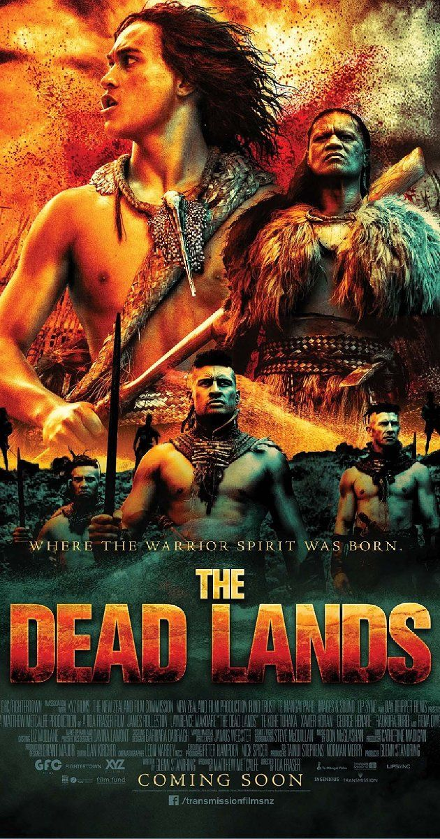 The Dead Lands 2014 The Dead Lands Action Movies Movie Posters