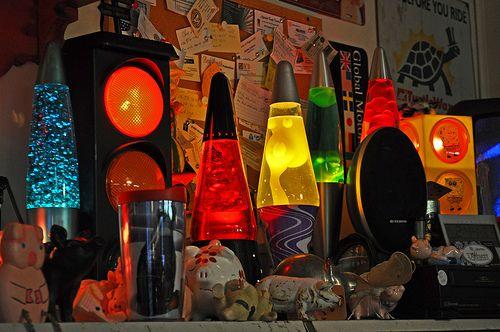 Lava lamp, Lamp, Novelty lights