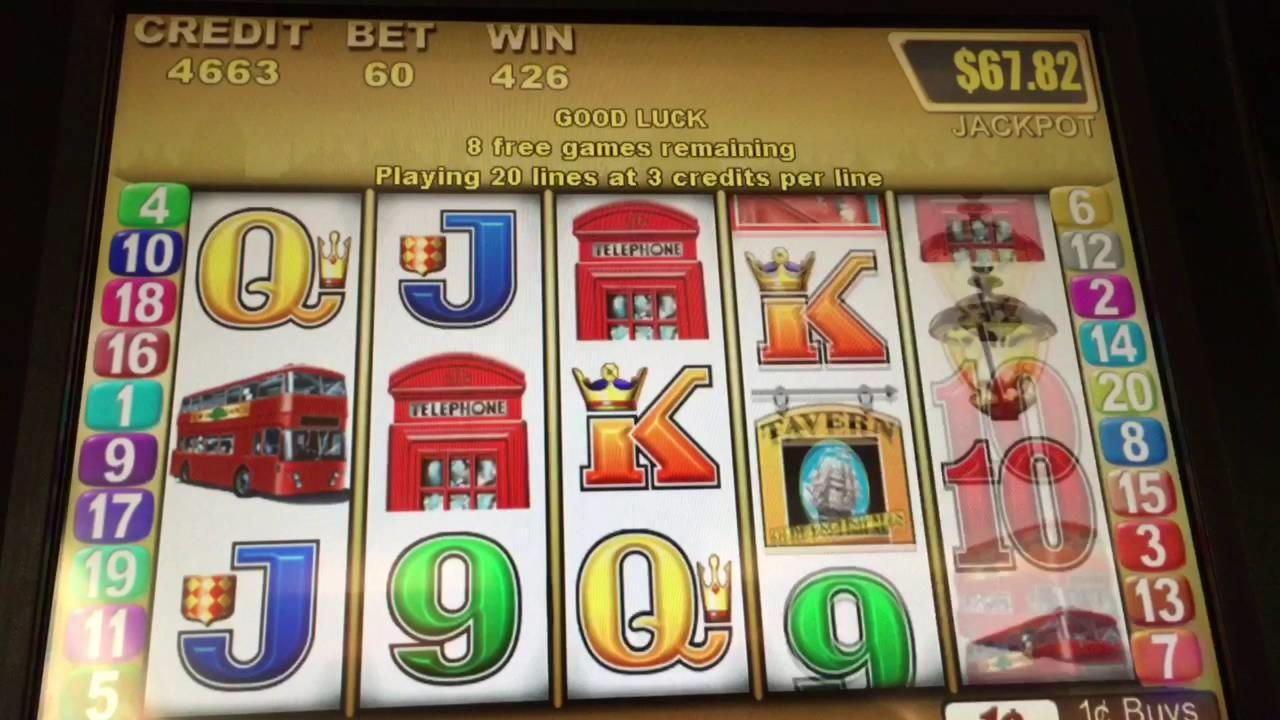 33 Free spins at Treasure Island Jackpots (Sloto Cash
