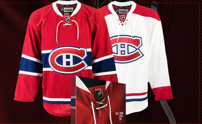Montreal Canadiens Unveil New 2015 16 Jersey Montreal Canadiens Canadiens Les Canadiens De Montreal