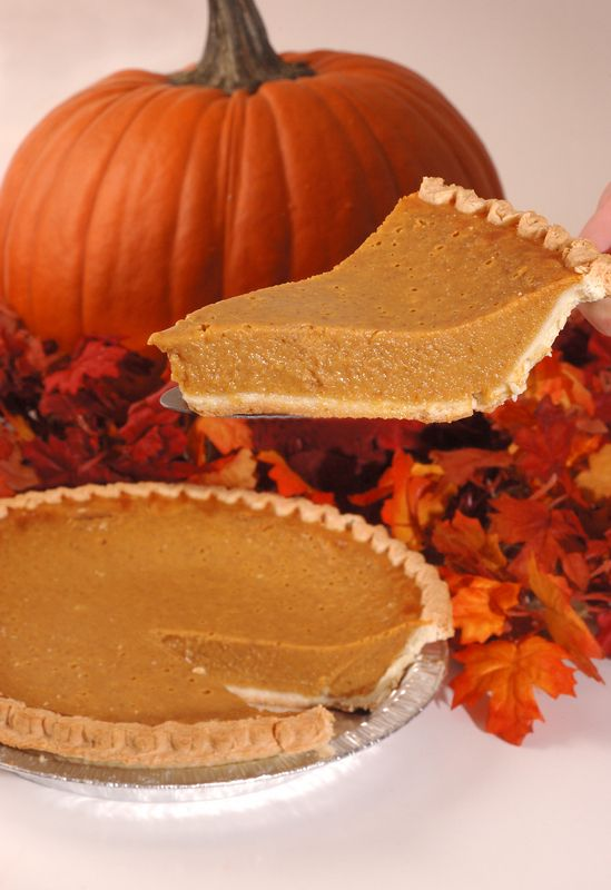 Perfect Thanksgiving desert  Ingredients    1 (15 ounce) can pumpkin  1 (14 ounce) can EAGLE BRAND® Sweetened Condensed Milk  2 large eggs  1 teaspoon ground cinnamon  1/2 teaspoon ground ginger  1/2 teaspoon ground nutmeg  1/2 teaspoon salt  1 (9 inch) unbaked pie crust  Directions    Preheat oven to 425 degrees F. Whisk pumpkin, sweetened condensed milk, eggs, spices and salt in medium bowl until smooth. Pour into crust. Bake 15 minutes.  Reduce oven temperature to 350 degrees F and…