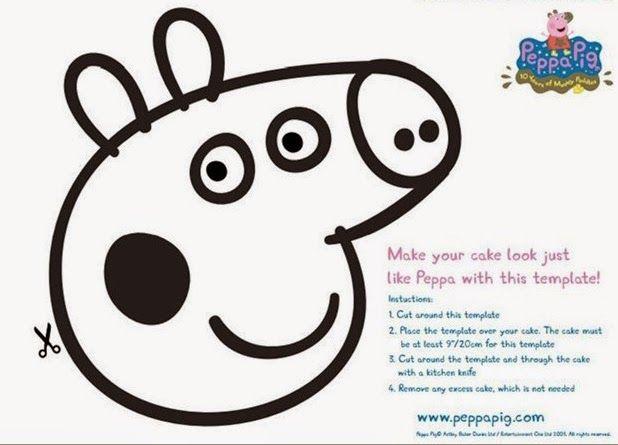 Peppa Pig Free Printable Party Mini Kit