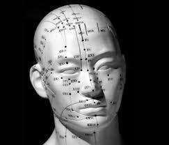 Resultado de imagen para puntos de digitopuntura en la cara