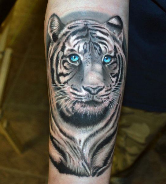 3d tiger tattoo google search tiger tattoo pinterest. Black Bedroom Furniture Sets. Home Design Ideas