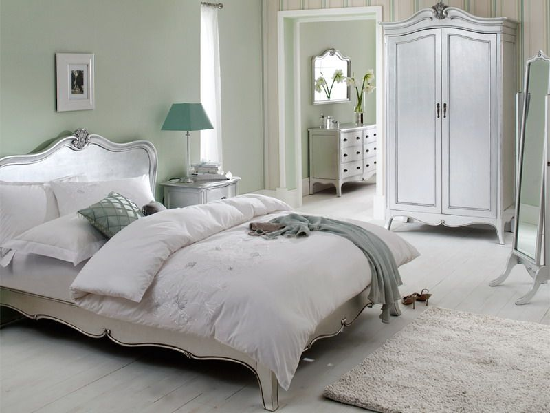 french bedroom decoration - French Style Bedroom Decorating Ideas