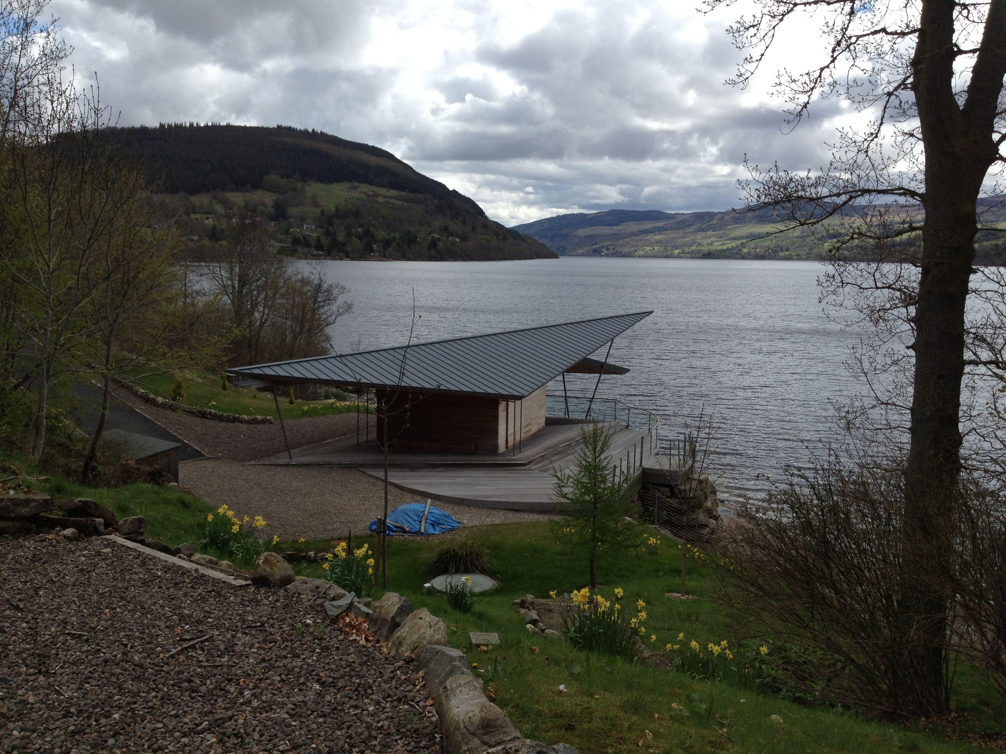 House/cabin on Loch Tay