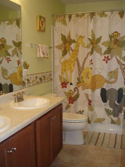 Itu0027s A Jungle Out There · Bathrooms DecorBathroom ...