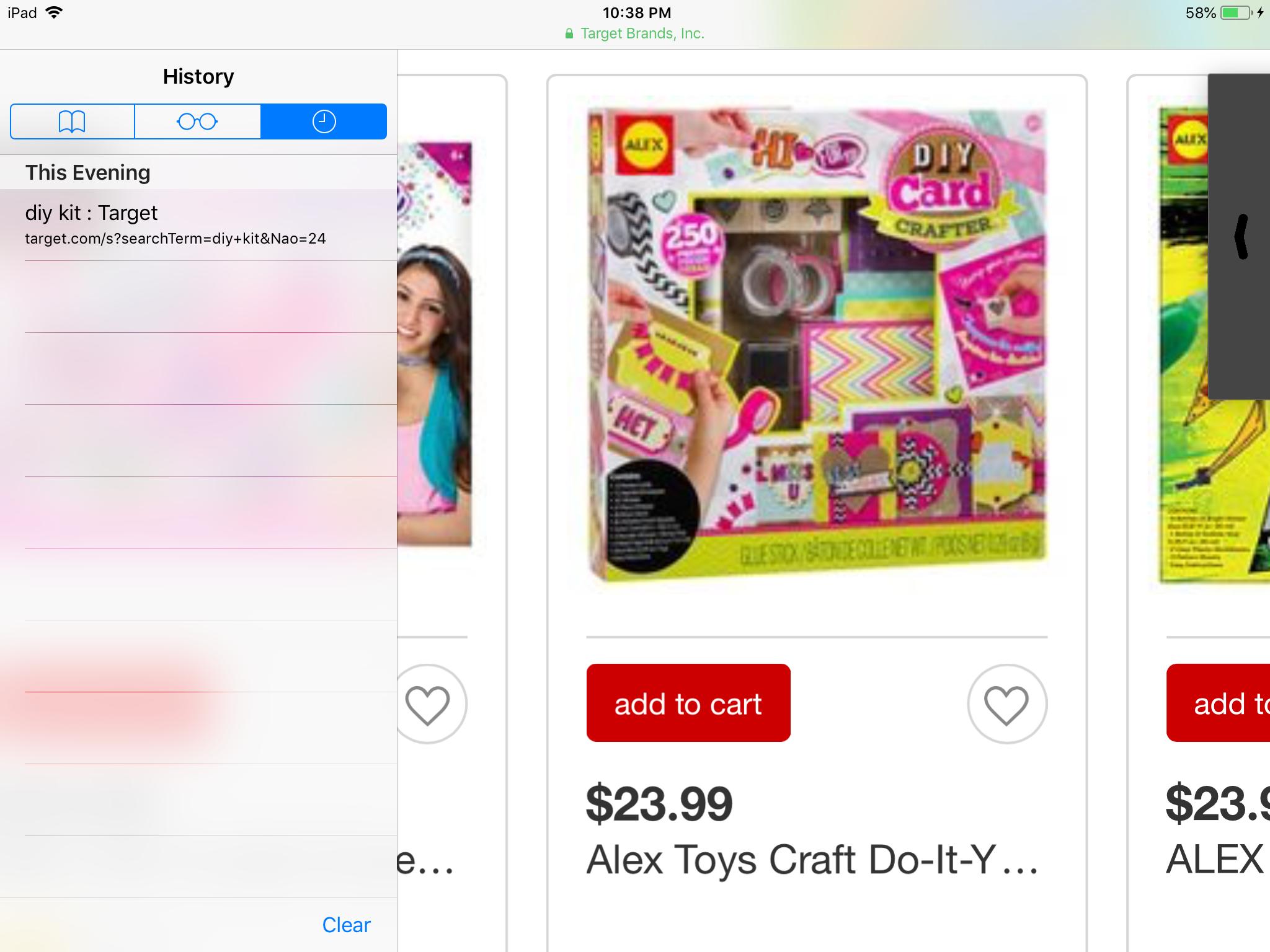 Pin By Melefilaa On Bday Toy Craft Diy Kits Alex Toys