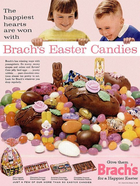 Brach's Candy Easter, 1963 by MewDeep, via Flickr