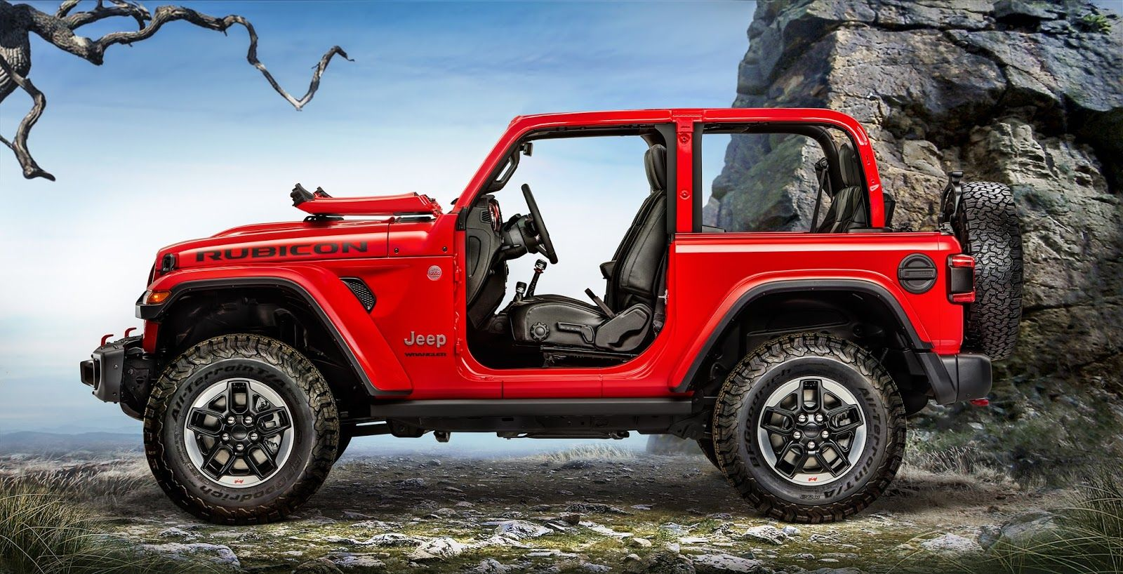 All New 2018 Jeep Wrangler Packed With More Than 75 Available Advanced Safety And Security Features New Jeep Wrangler Jeep Wrangler Rubicon Wrangler Jl