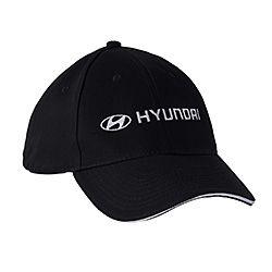 b68d358a0a5 Hyundai Sandwich Visor Cap (S002)