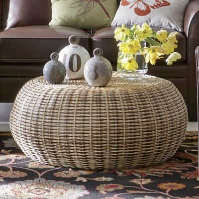 Rattan Coffee Table At Through The Country Door Website Osier