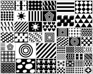 Black White Red Patterns For Your Newborn Free Printables Black And White Baby Baby Development Newborn Activities