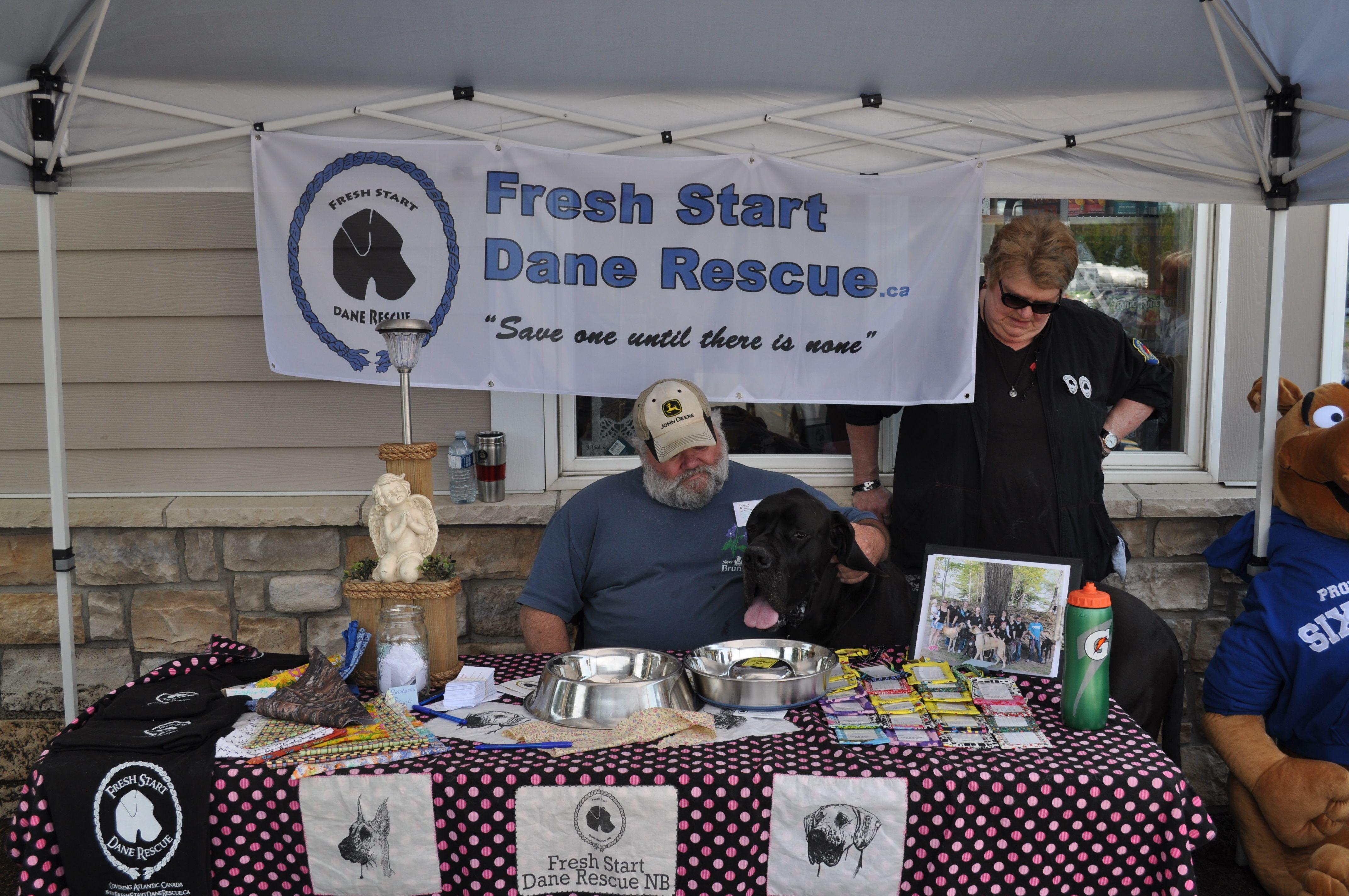 Fresh Start Dane Rescue   NS, NB, PEI, NL