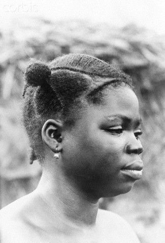 Pin On African American Girls Hair 1930 S