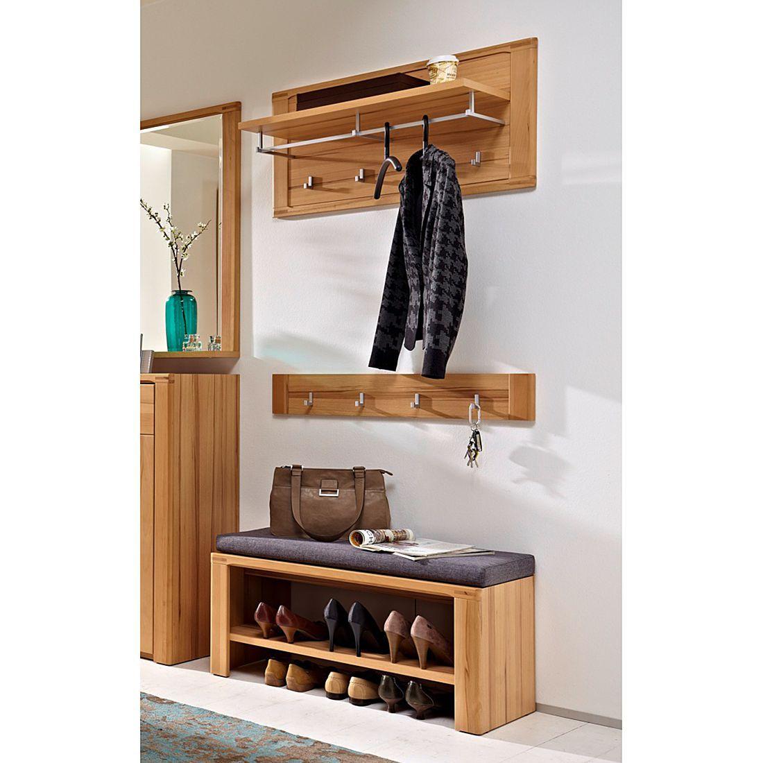 Garderobenset Naturestar 3 Teilig Garderobenset Garderoben Set