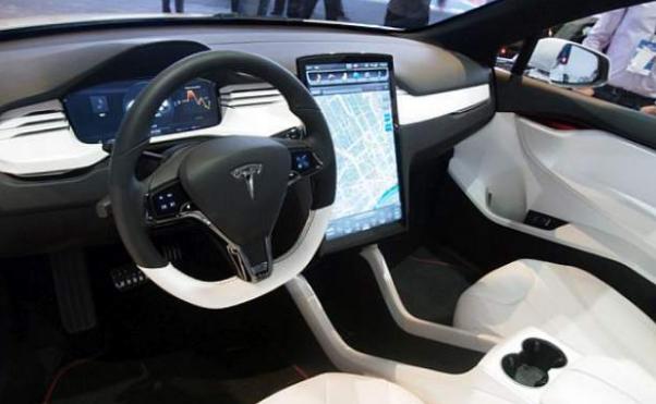 Http Www Newauto2018 2017 01 Tesla Interiorfuturistic