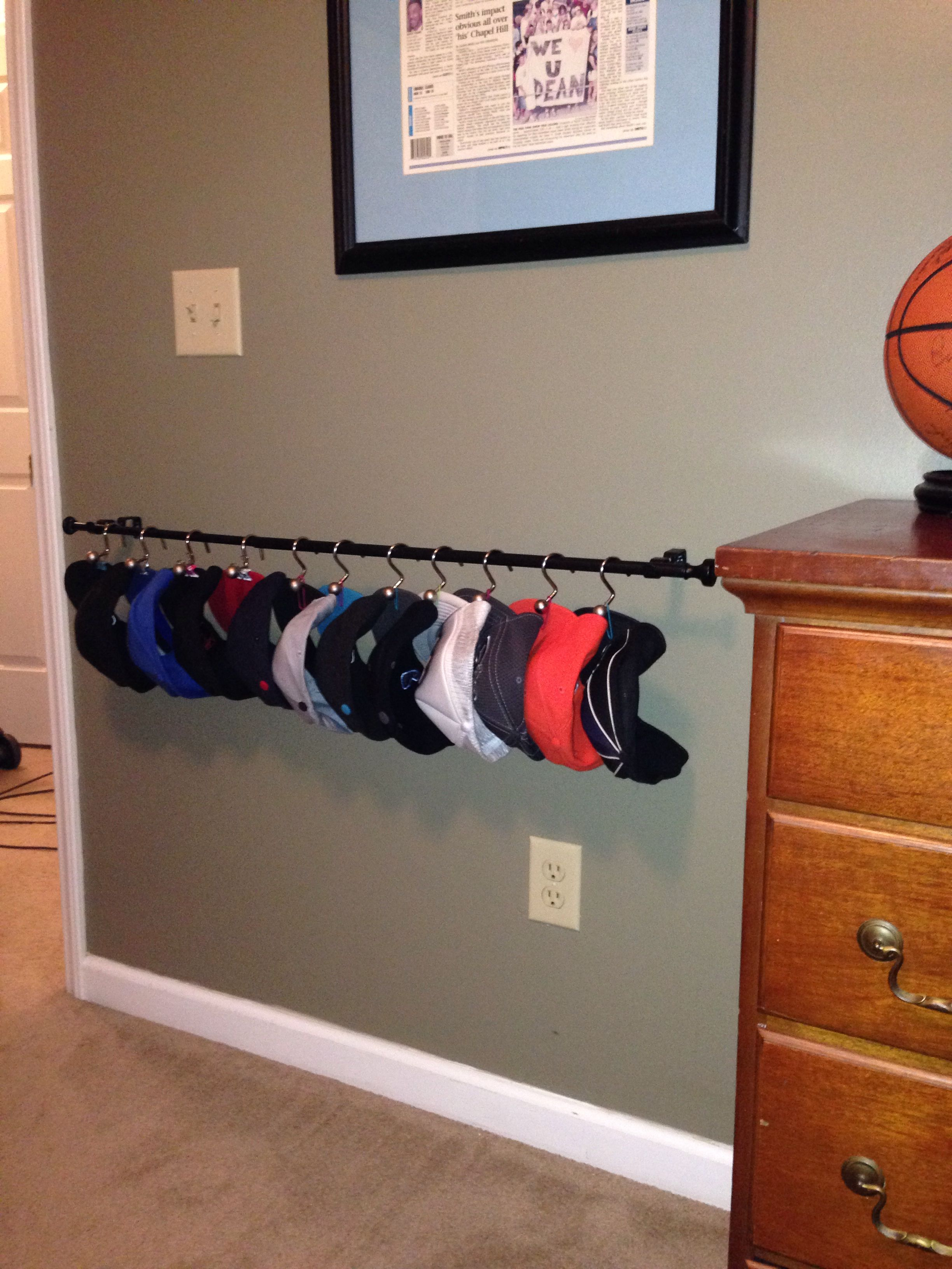 Need ideas on how to store your hats these most creative hat rack ideas may help you doing your hat organization save it for later tags hat rack ideas