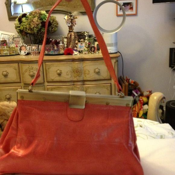 Handbag Coral medium bag charming Charlies Bags