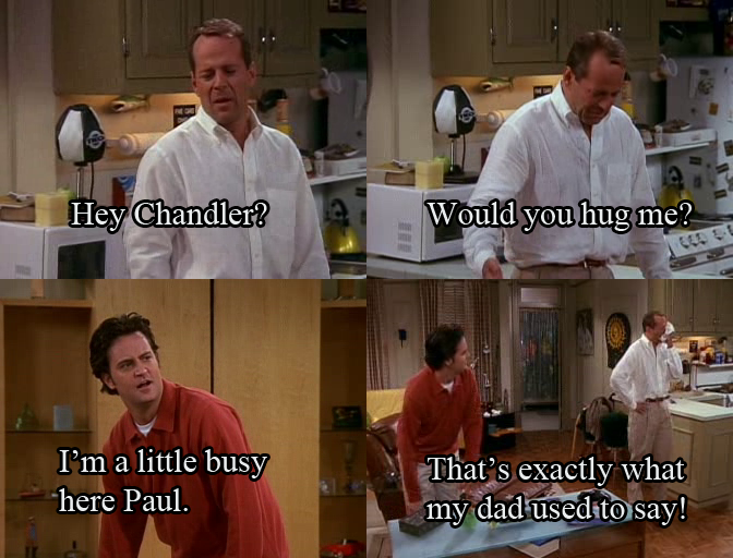 Funny Lines From Tv Shows Friends Tv Show Quotes Tumblr And
