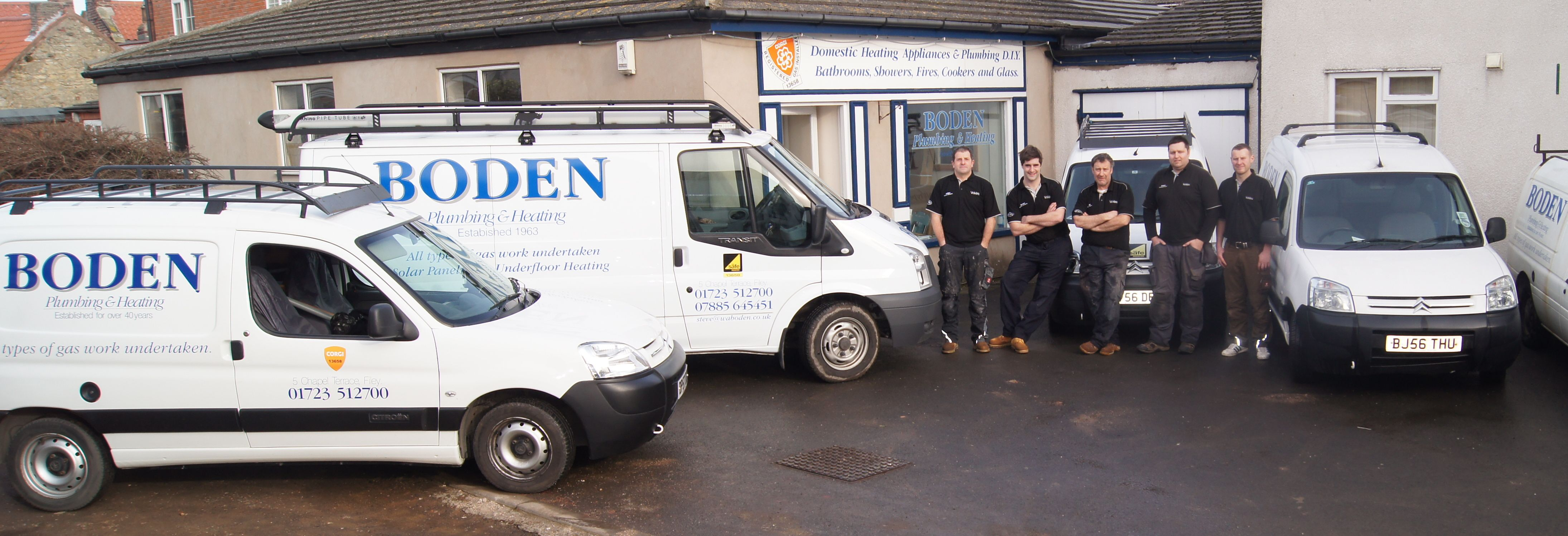 Boden Plumbing And Heating In Filey Are A Family Firm That Have Been Elished For Nearly