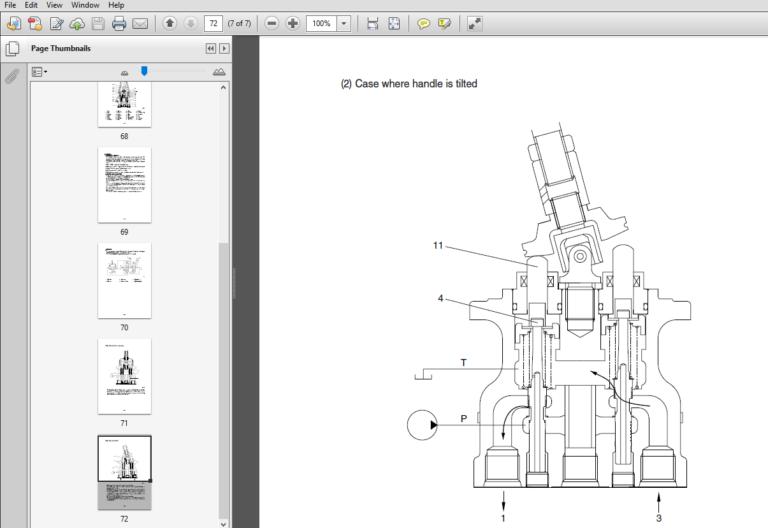 Hyundai R320LC-9 Crawler Excavator Service Repair Manual