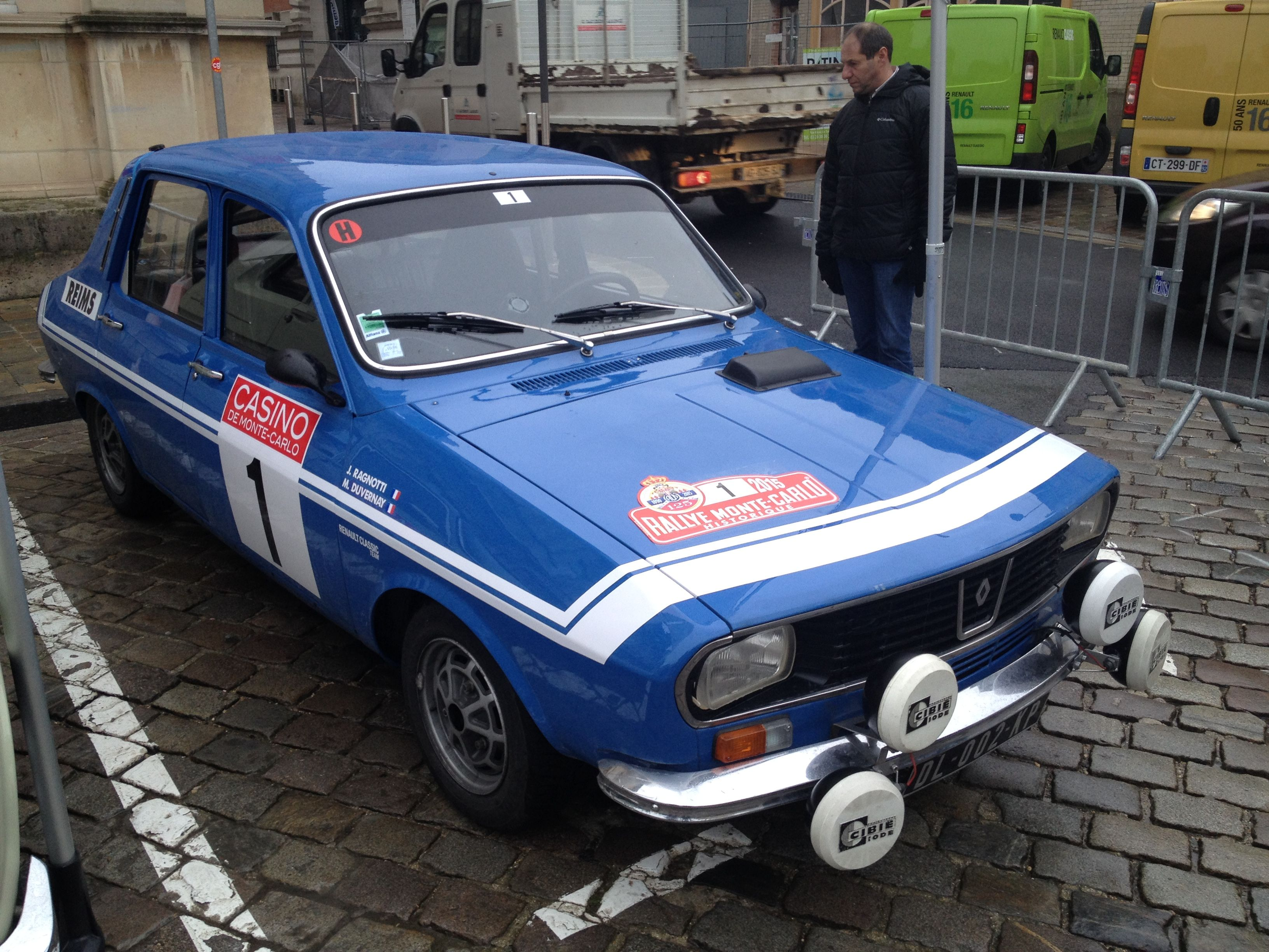 1971 renault 12 gordini ragnotti 2015 historical monte carlo rally. Black Bedroom Furniture Sets. Home Design Ideas