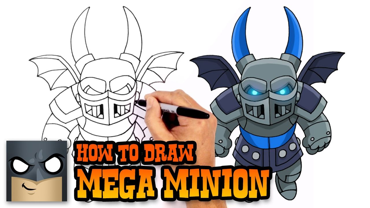 how to draw snowman clash royale