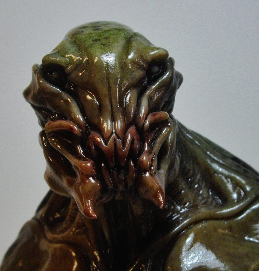 insect alien close up by ~BOULARIS on deviantART