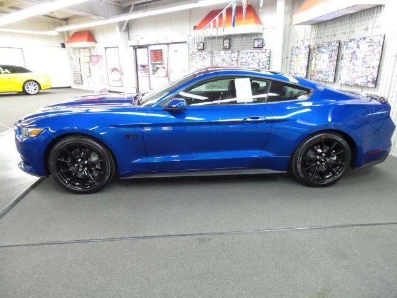 2017 Mustang Gt 0 60 >> Special Engine Mustang Blue Black Back Window Spoiler Up To