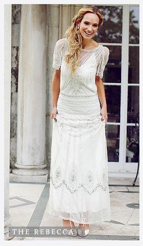 Vicky Rowe Vintage Wedding Dresses   Wedding   Pinterest   Vintage ...