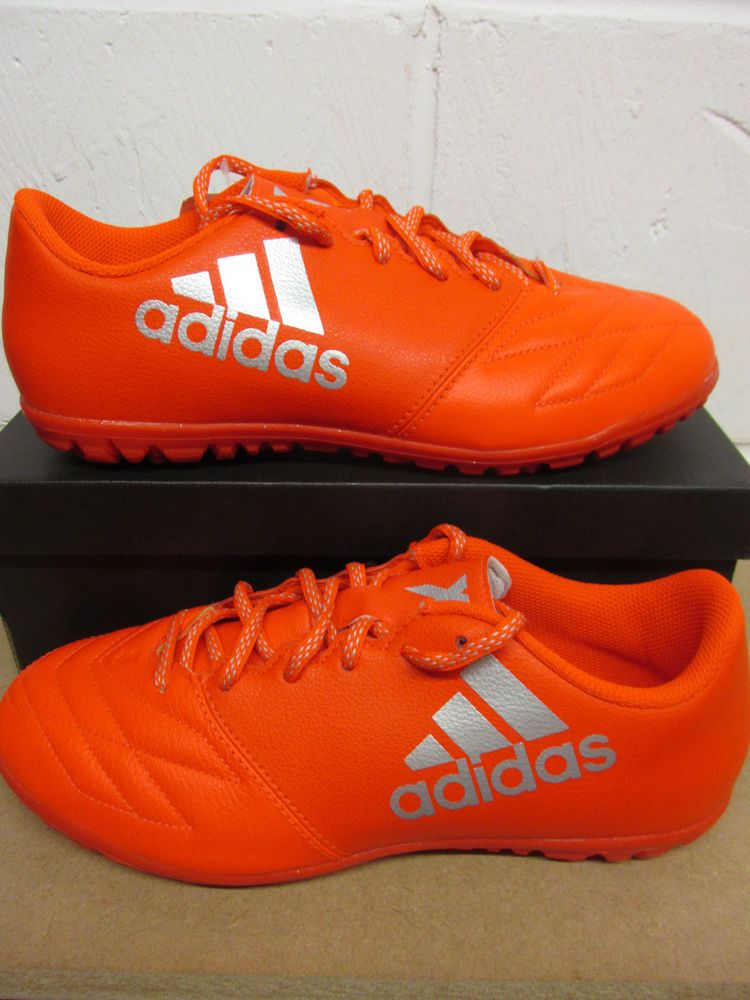 f77a719d7 Adidas X 16.3 TF Leather Mens S79588 Football Boots Soccer Cleats  adidas   Trainers