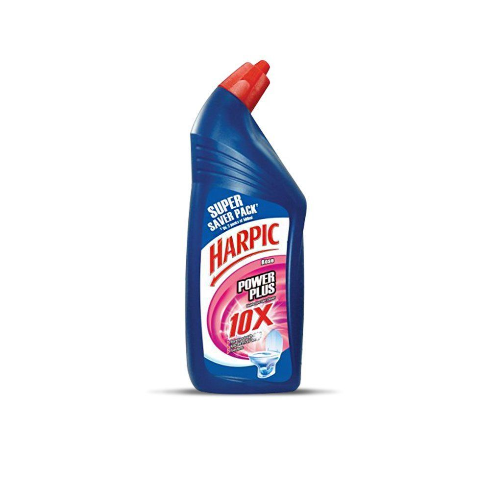 Buy Harpic Powerplus Toilet Cleaner Rose 1 L At Rs 129 From Amazon Loot Deals India Harpic Toilet Cleaner Cleaners