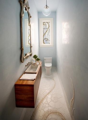 inspirative long narrow bathroom design with nice natural light bathroom ideas for long narrow bathroom bathroom cabinet ideas long skinny bathroom - Bathroom Ideas Long Narrow Space