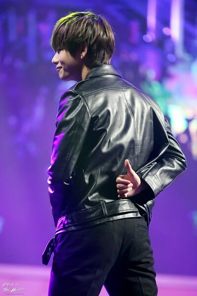 V your back is the best